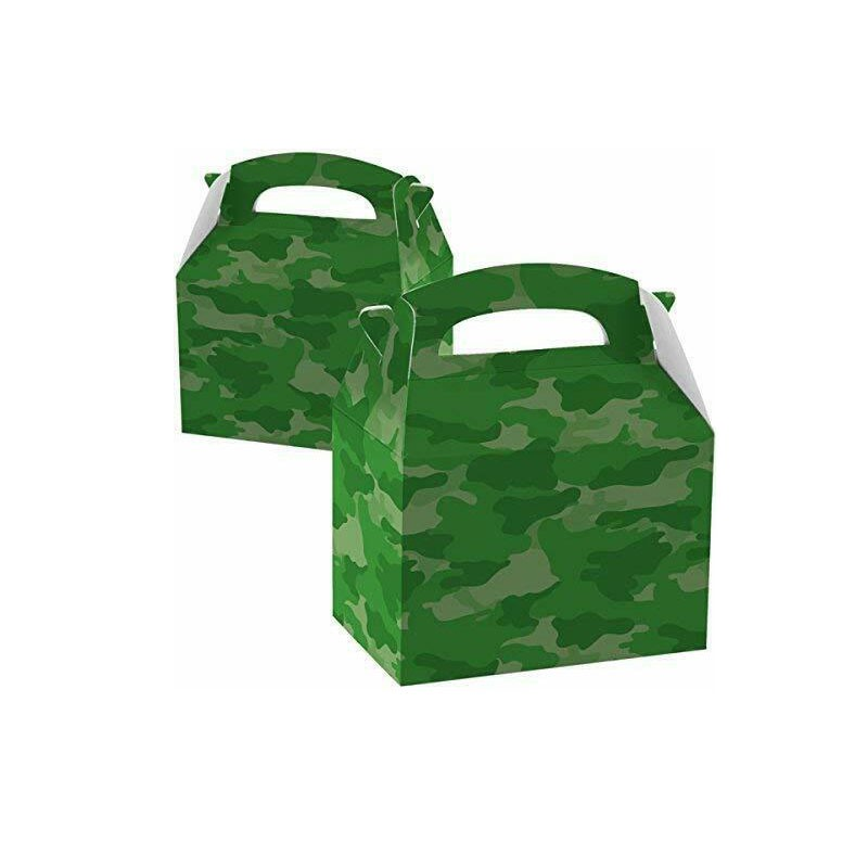 box camouflage mimetico in carta 997421