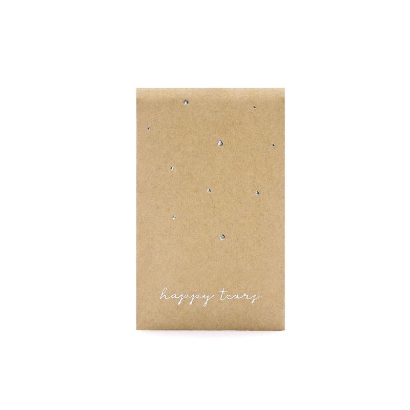 Fazzoletti da tasca Lacrime felici 7,5 x 12 cm 10 buste da 3 fazzoletti CHH2-018