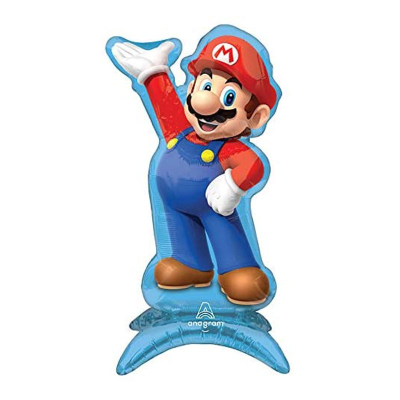 Palloncino Super Mario Jumbo 33 x 58,4 cm 4256711