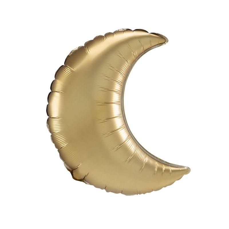 Pallone foil luna Crescente 26 - 66 cm oro Satin 7A4183399