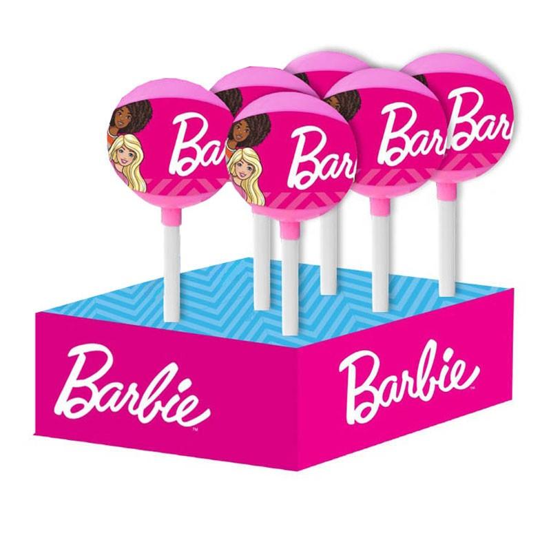 Lecca lecca Barbie con accessori cancelleria 1 pz. 46 x 25 x 12 cm BR0753