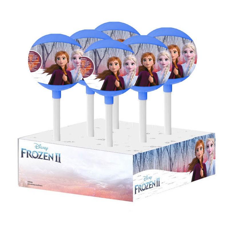 Lecca lecca Frozen con accessori cancelleria 1 pz. 46 x 25 x 12 cm FR0753
