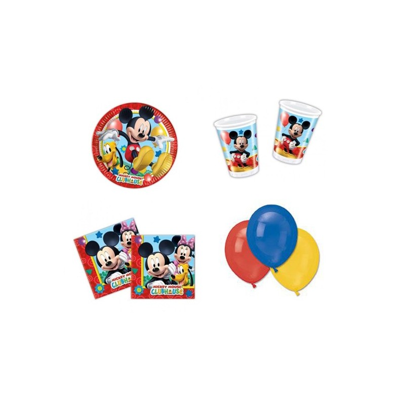 KIT N22 SET COMPLEANNO TOPOLINO