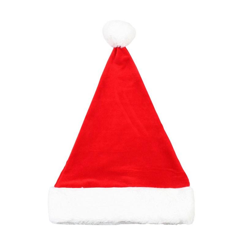 Cappello da Babbo Natale in tessuto Morbido NW-CMAK