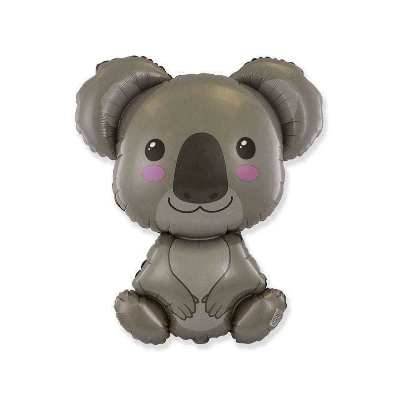 Palloncino foil Koala 14\'\' 35 cm 902798