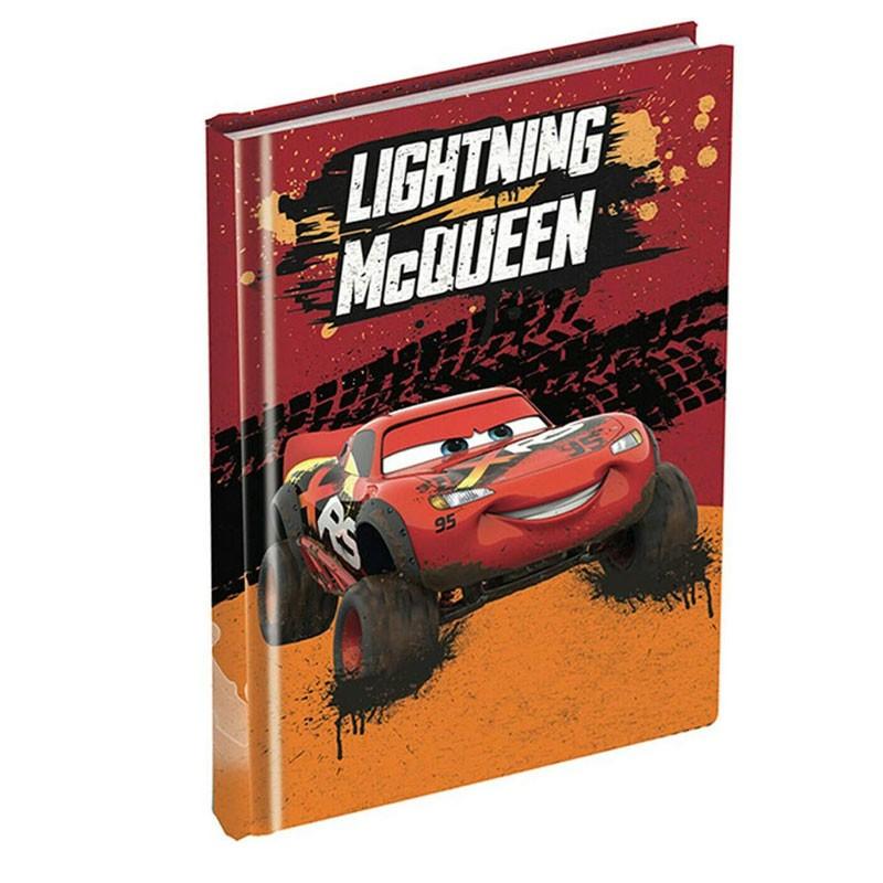Diario Scuola Cars Saetta MC Queen Agenda 10 Mesi Non datata 20x15 cm CA0462