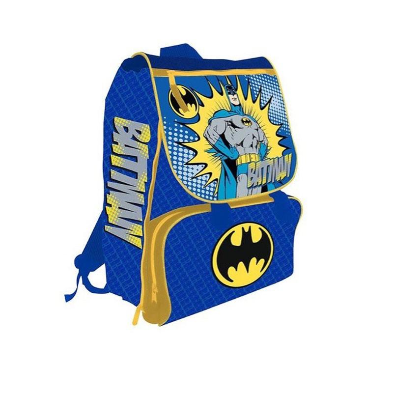 Zaino Scuola Estensibile Batman BA0033 40 cm