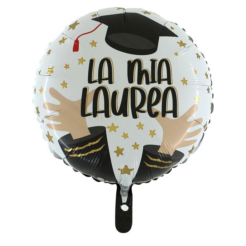 palloncino foil laurea WG78125P 18\'\' 45 cm