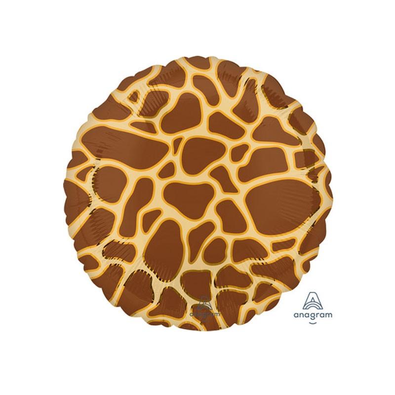 Pallone foil standard 17 - 43 cm Giraffa 4238101