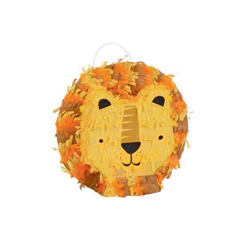 mini pignatta leone 17 x 18 cm
