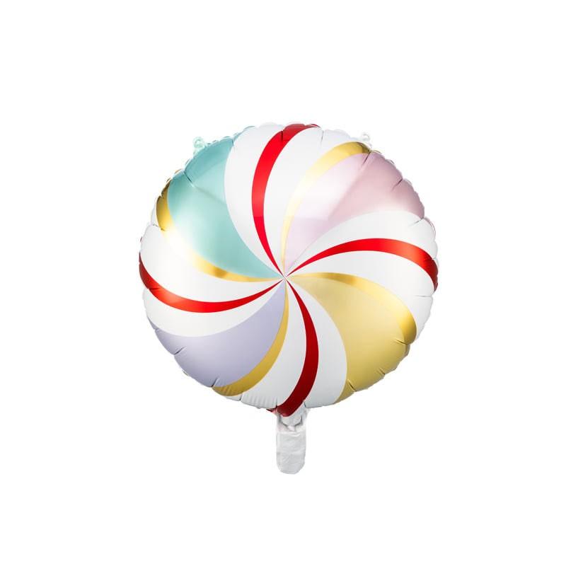 Palloncino foil Candy caramella 35 cm colorato FB20M-000