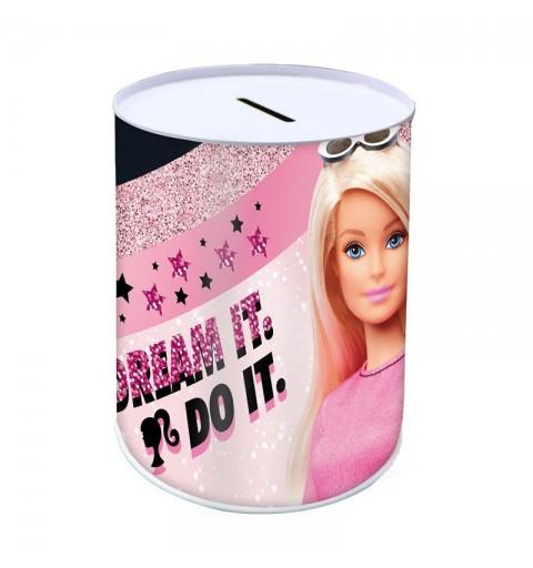 salvadanaio in latta Barbie 570182