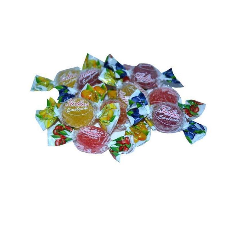 Caramelle gelees alla frutta 1 kg 5 gusti ass. 1001
