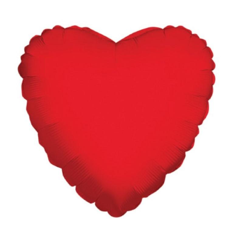 palloncino Mylar Cuore Rosso 36 90 cm 34110-36/01