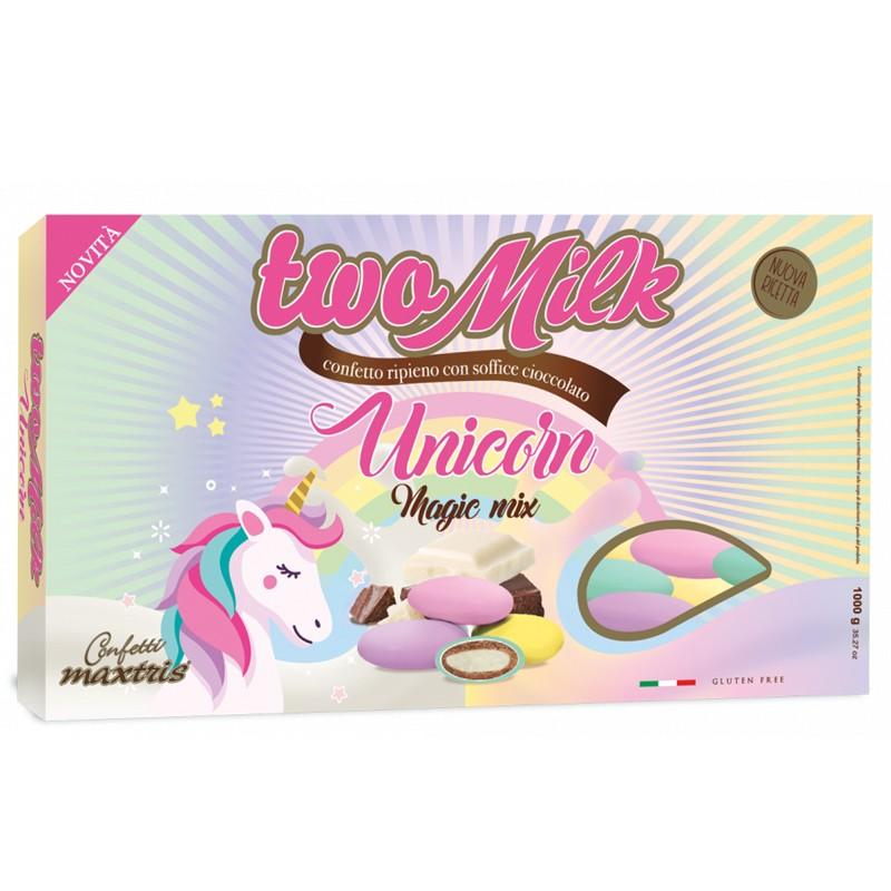 Confetti Maxtris Two Milk Unicorn 1kg - TWOUNI