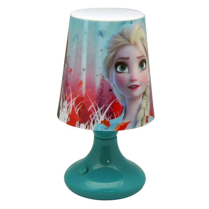 Lampada da notte per bambino Frozen WD20739