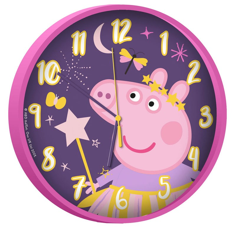 Orologio da Parete Peppa Pig  PP17022