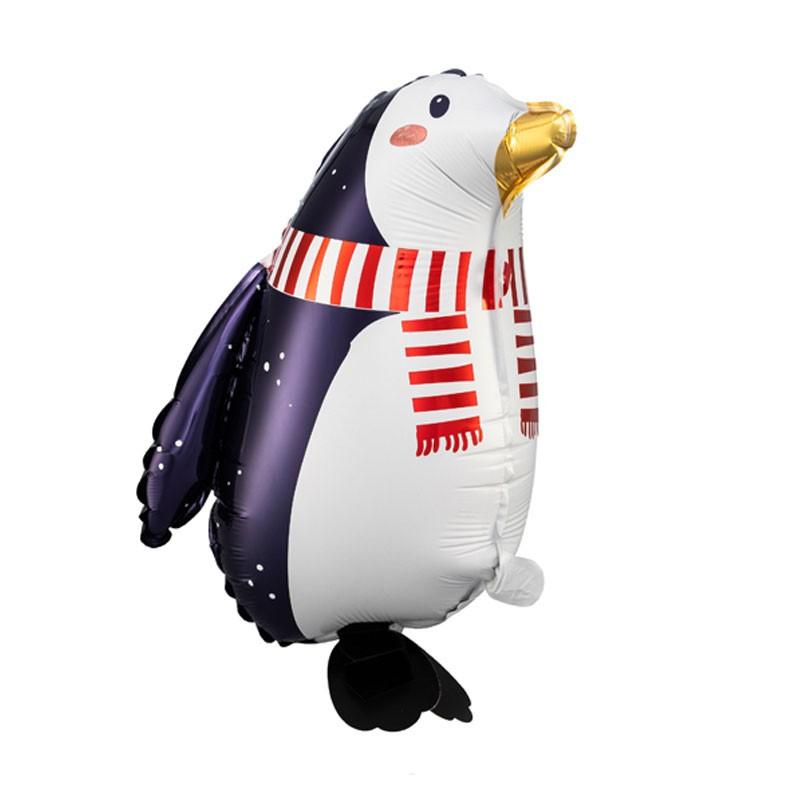 Palloncino foil Pinguino 29 x 42 cm FB97