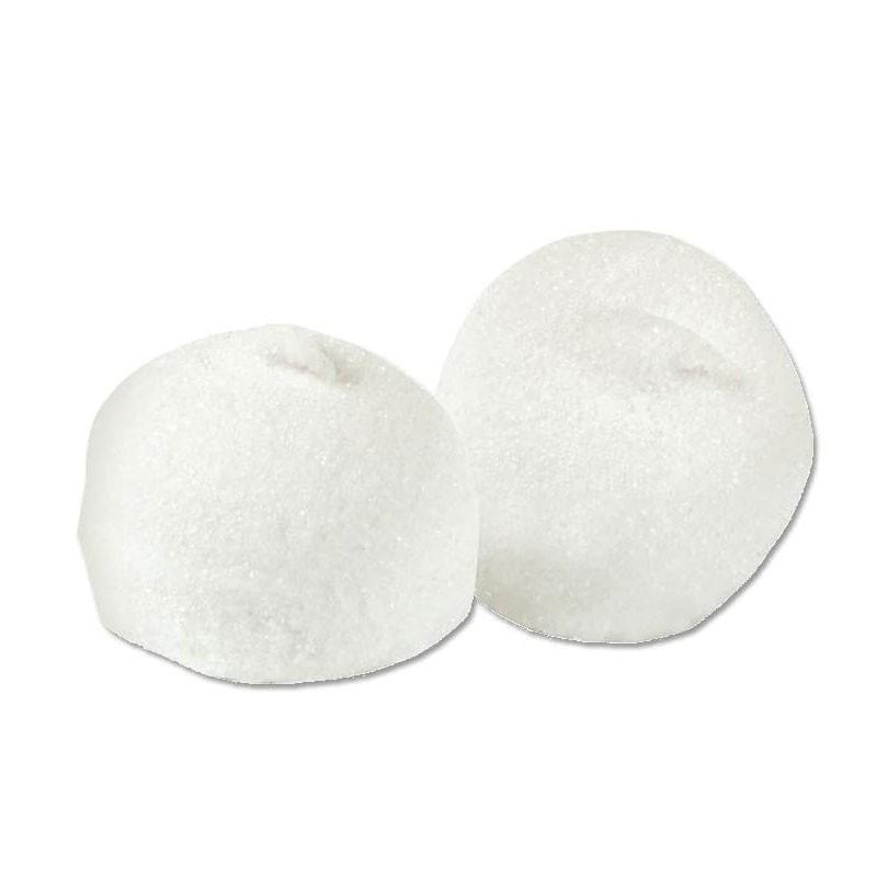 Marshmallow Palle Da Golf bianche 900gr imbustate singolarmente 2201