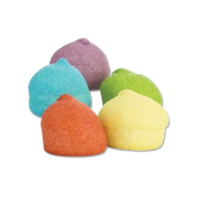 Marshmallow Palle Da Golf mix multicolor 900gr imbustate singolarmente 2204