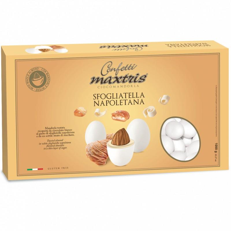 Confetti Maxtris Sfogliatella Napoletana - MAXSFO
