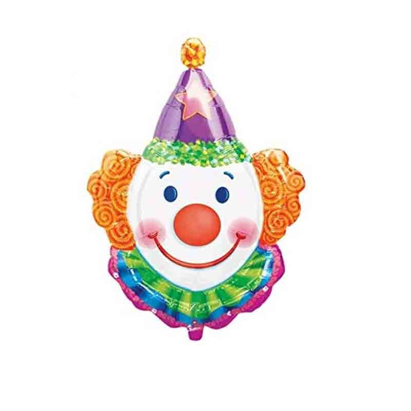 Palloncino supershape Clown 22 55 cm