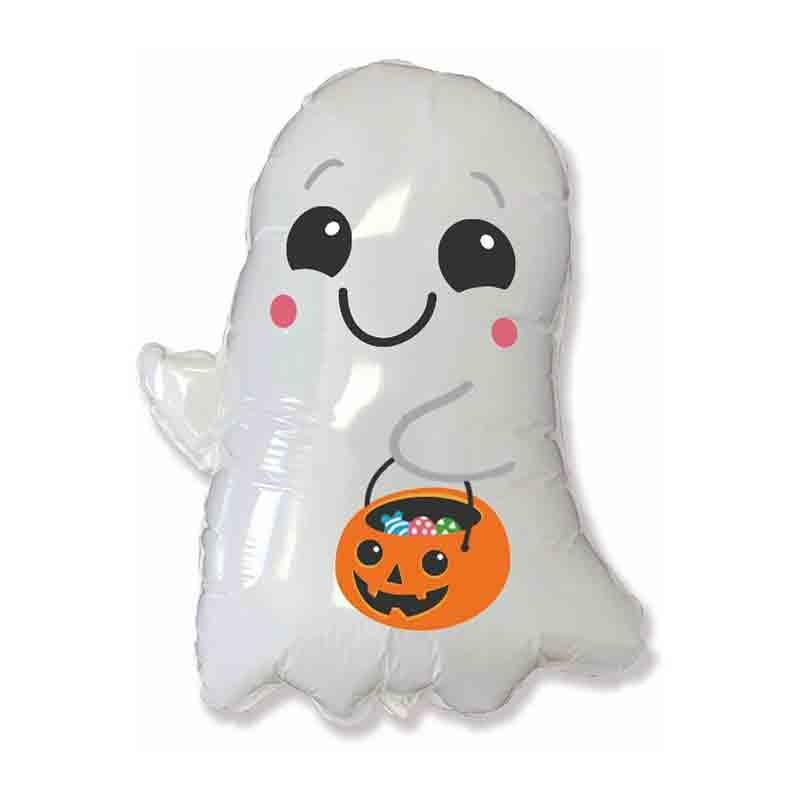 Palloncino supershape Fantasma 901849FX