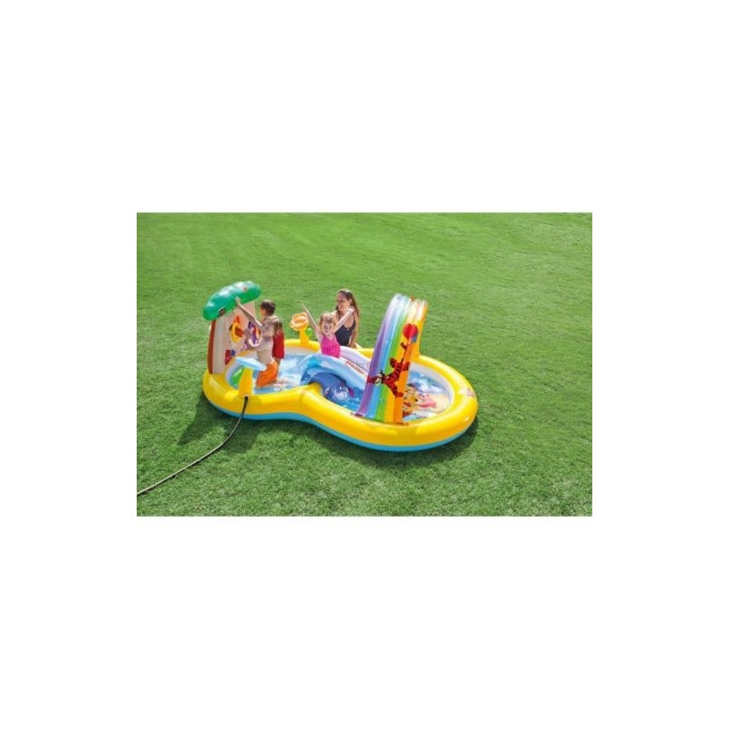 57136 intex playcent winnie piscina irpot for Accessori per piscine intex