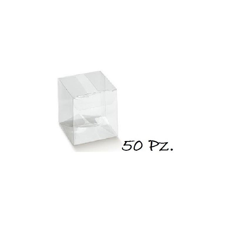 20 SCATOLE PORTACONFETTI IN PVC 910X10X12 CM 94042