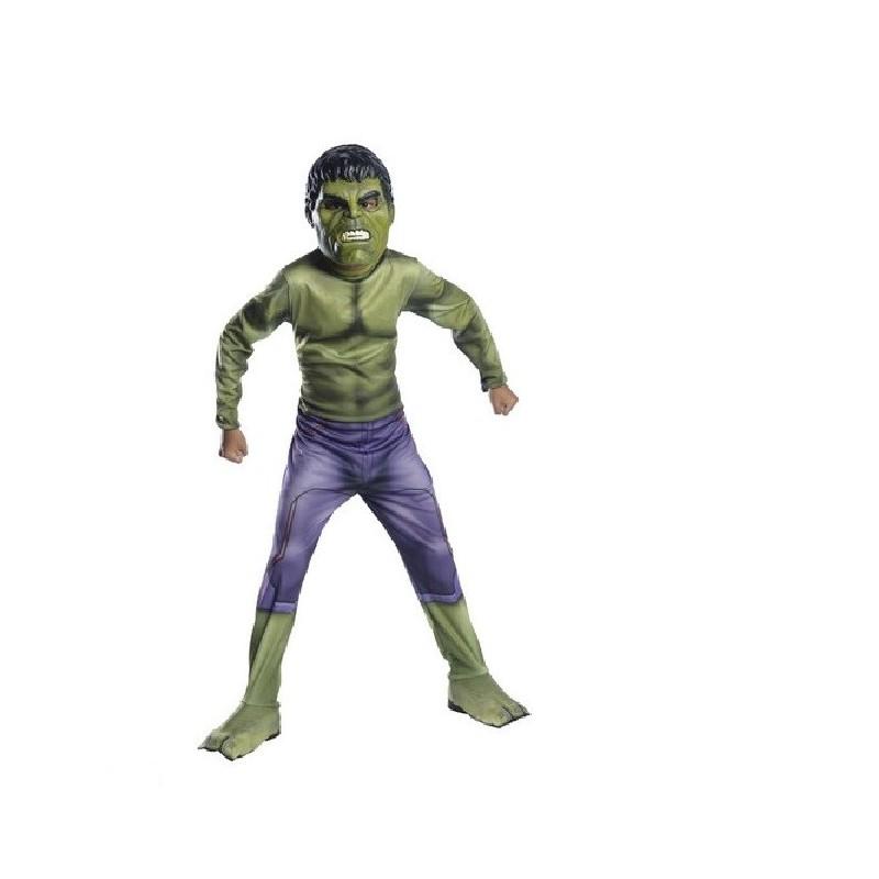 Costume Carnevale Hulk Bambino