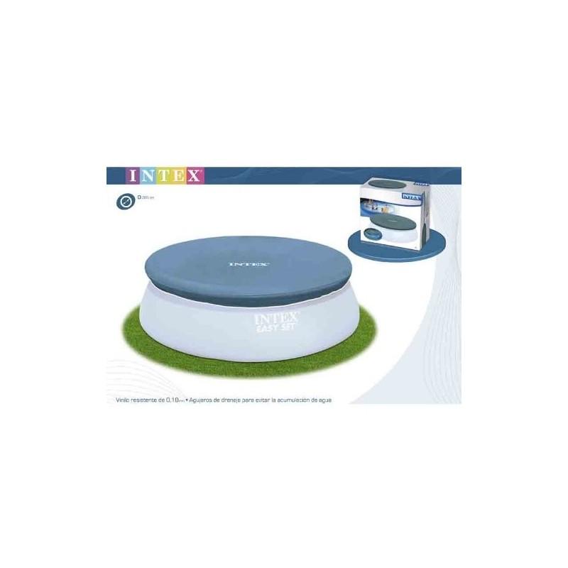 Intex copripiscina easy 366cm 28022 copertura piscina con for Piscinas intex carrefour