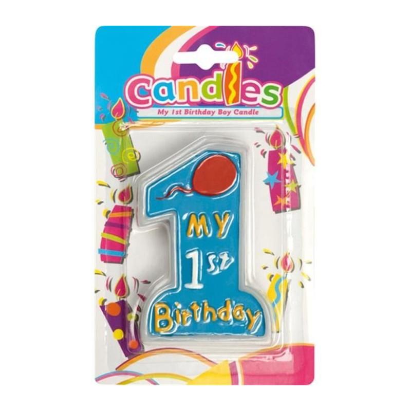 Addobbi Per Festa Birthday Boy Primo Compleanno