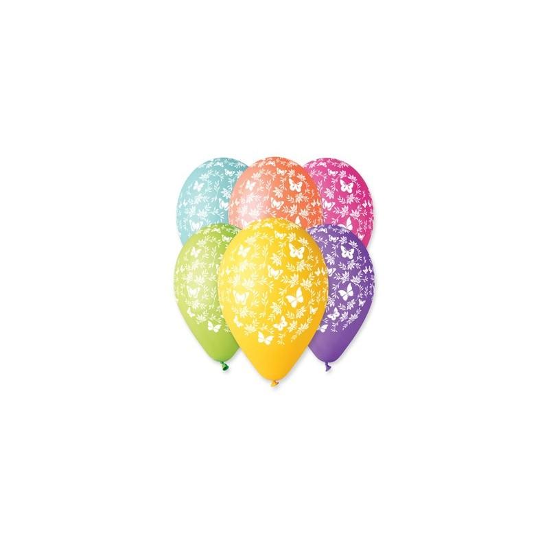 Palloncini farfalle for Decorazione torte ginnastica ritmica