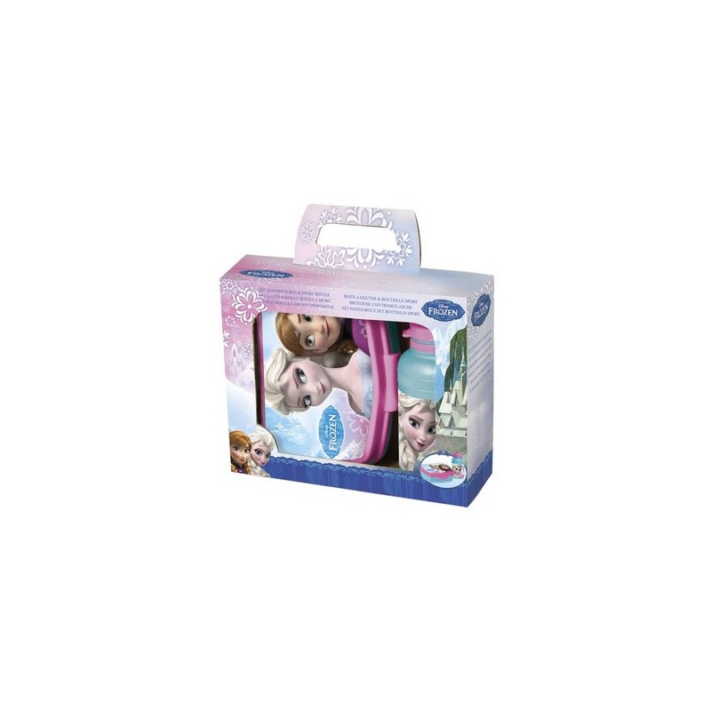 33957  BORSETTA  PRINCIPESSA FROZEN E ANNA DISNEY LET IT GO