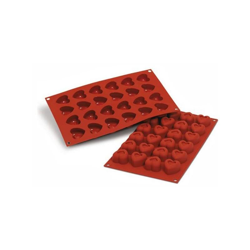 ARDWD53333 3 STAMPINI IN SILICONE PER DOLCI E TORTE FORMA CARS