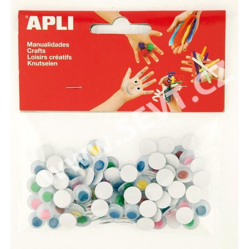 100 occhi colorati mobili adesivi 13266 irpot - Adesivi per mobili bambini ...