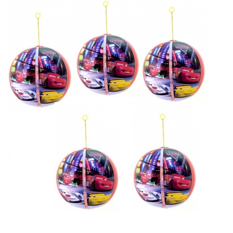 5 PALLONCINI TAPBALL SPIDERMAN 100538