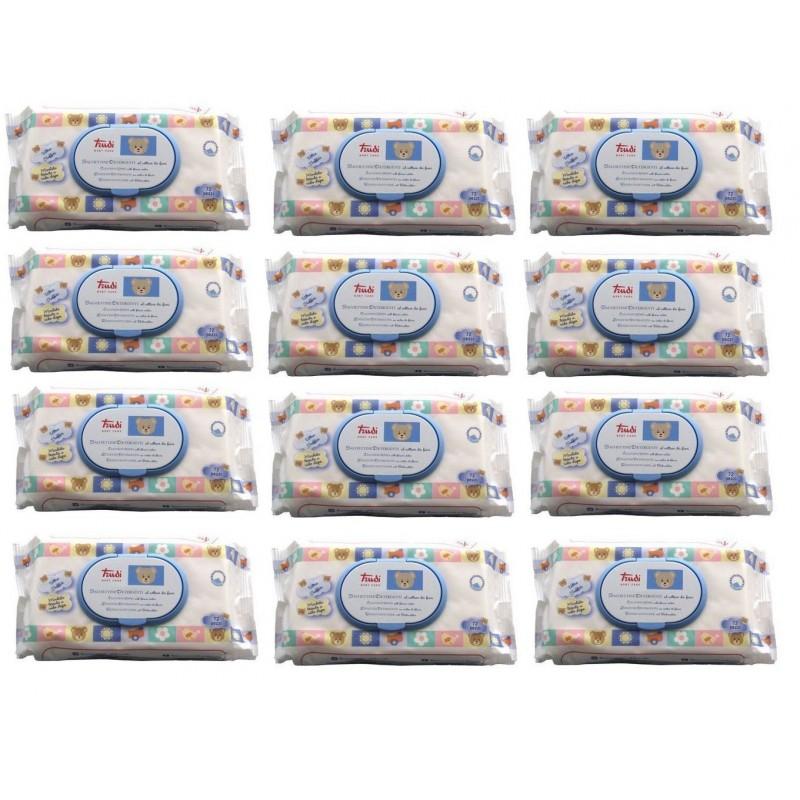 720 SALVIETTINE DETERGENTI TRUDI BABY CARE 10 conf.