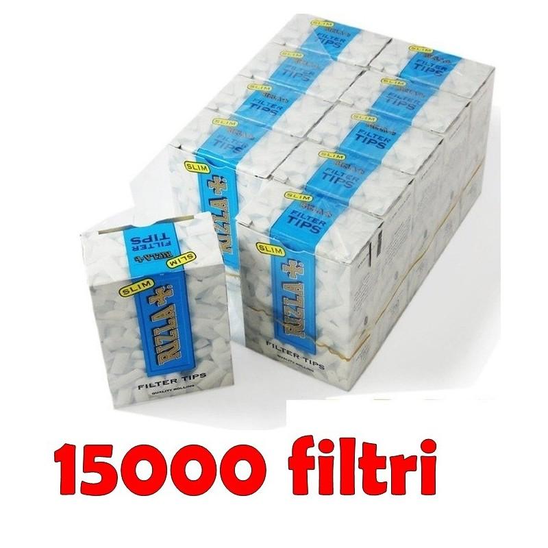 1500 FILTRI RIZLA SLIM + ACCENDINO