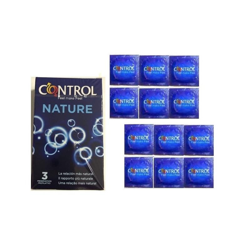 48 PROFILATTICI CONTROL NATURE CONDOM 4 CONF. DA 12 PZ.