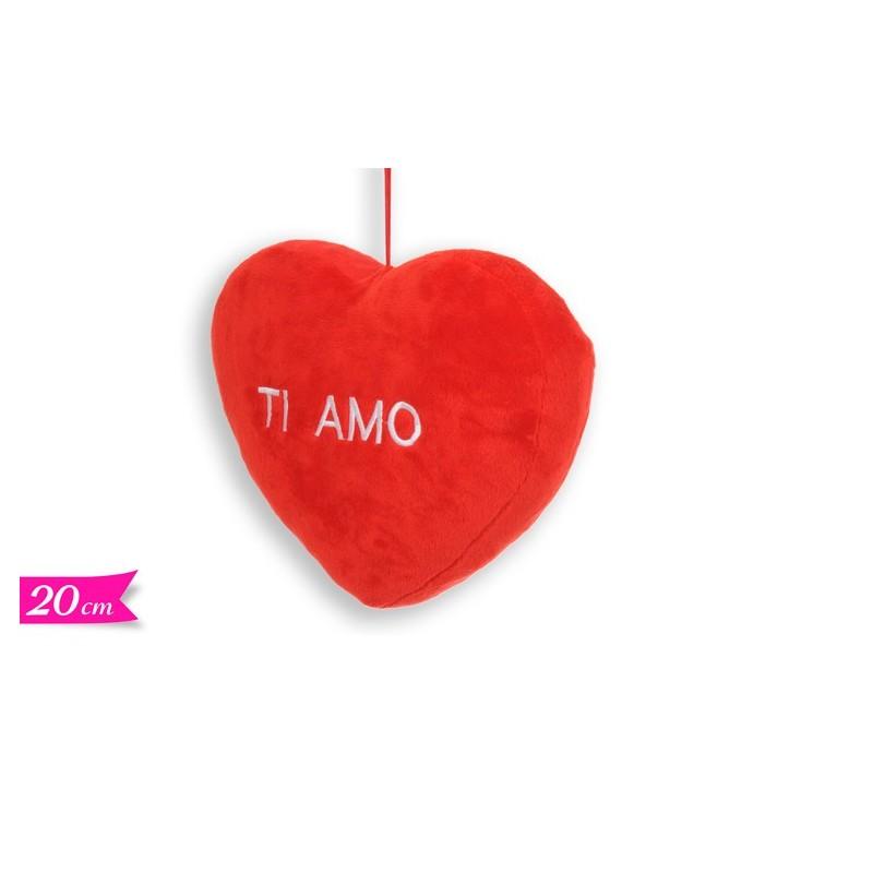 PELUCHE LOVE ORSETTO SORPRESA 20 CM 073310