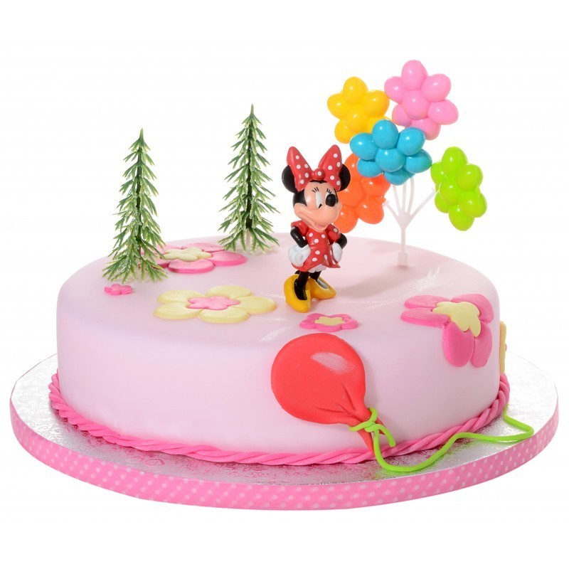 70445 KIT DECORAZIONE TORTA MINNIE DISNEY