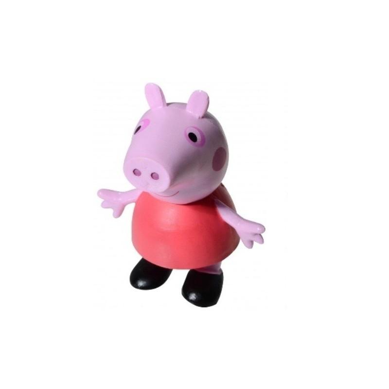 Y99680 DECORAZIONE TORTA PEPPA PIG SOGGETTO CAKE COMPLEANNO BAMBINI BAMBINA