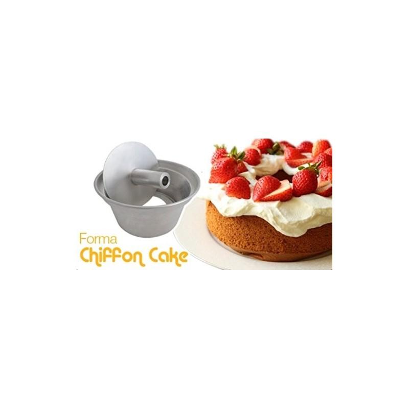 STAMPO TEGLIE CHIFFON CAKE CIAMBELLONE AMERICANO