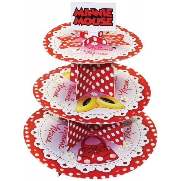 Alzatina minnie - Tovaglioli di carta
