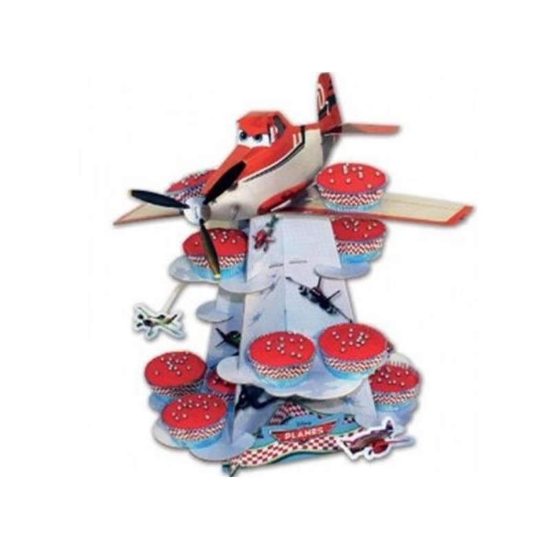 Alzatina per dolci Planes Disney