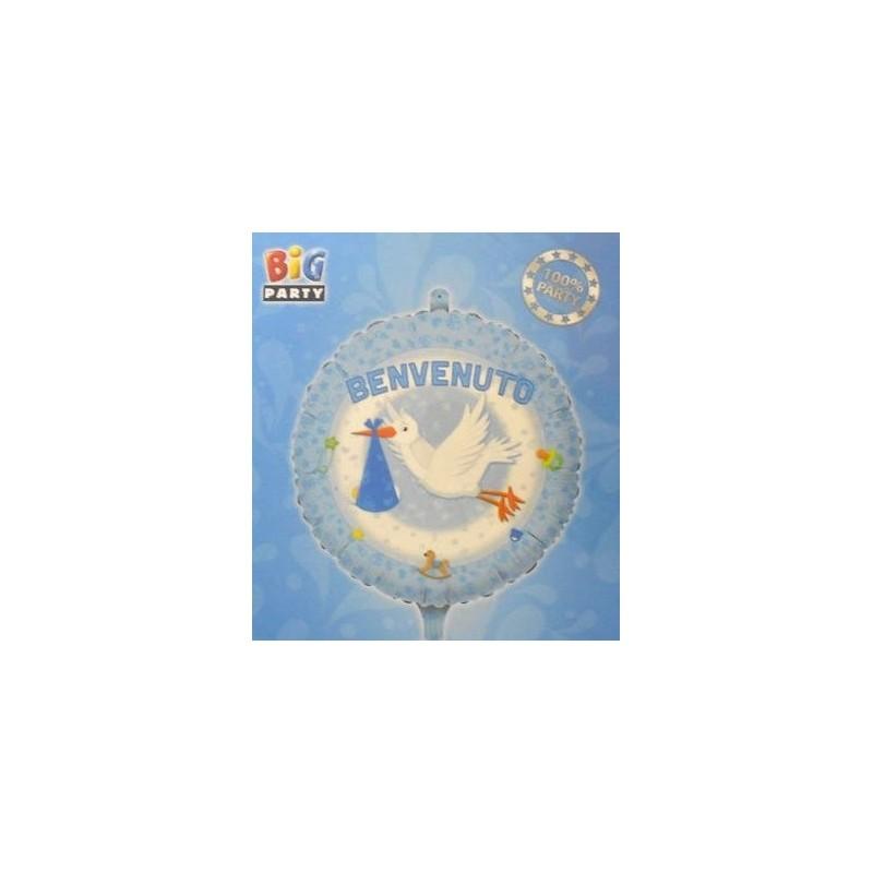 045019 PALLONCINO FOIL COCCINELLE