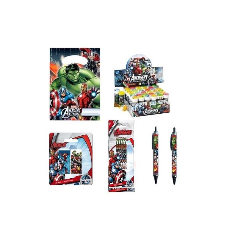 Penne Avengers   kit regalini