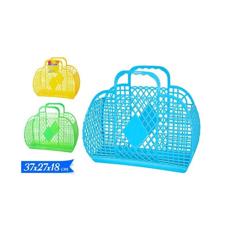 BORSA PLASTICA SHOPPING BAG SPESA