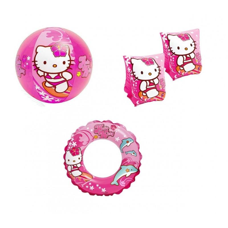 Braccioli Hello Kitty.Kit Mare Hello Kitty